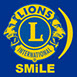 Lions Smile Logo - Links to the Lions Smile web page at http://www.lionssmile.org/